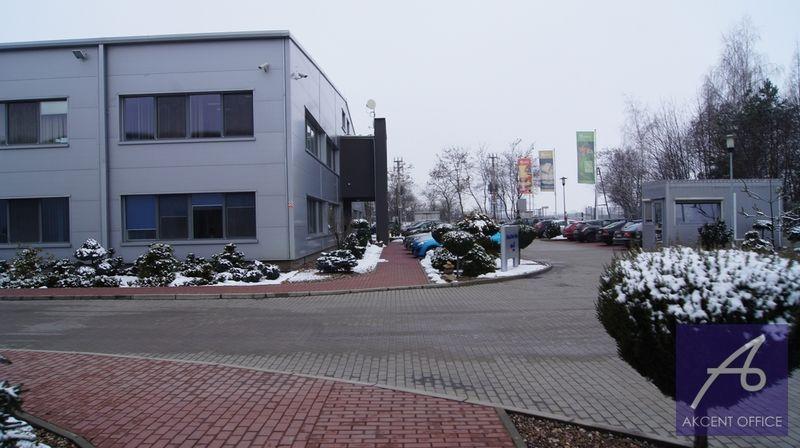 Nowoczesne hale magazynowe blisko Wrocławia