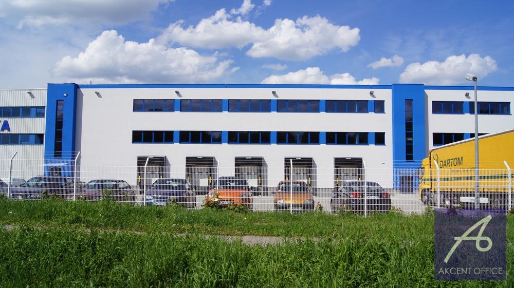 Nowoczesna hala na Bielanach Wrocławskich