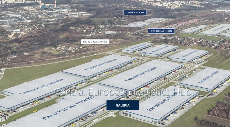 Central European Logistics Hub