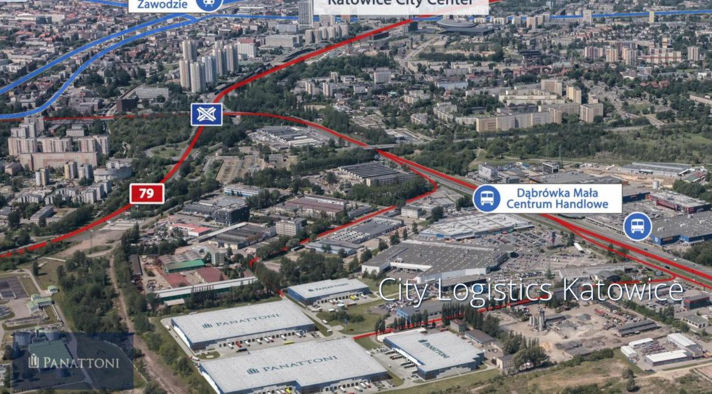 City Logistics Katowice