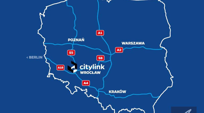Citylink-Wroclaw-na-mapie-Polski