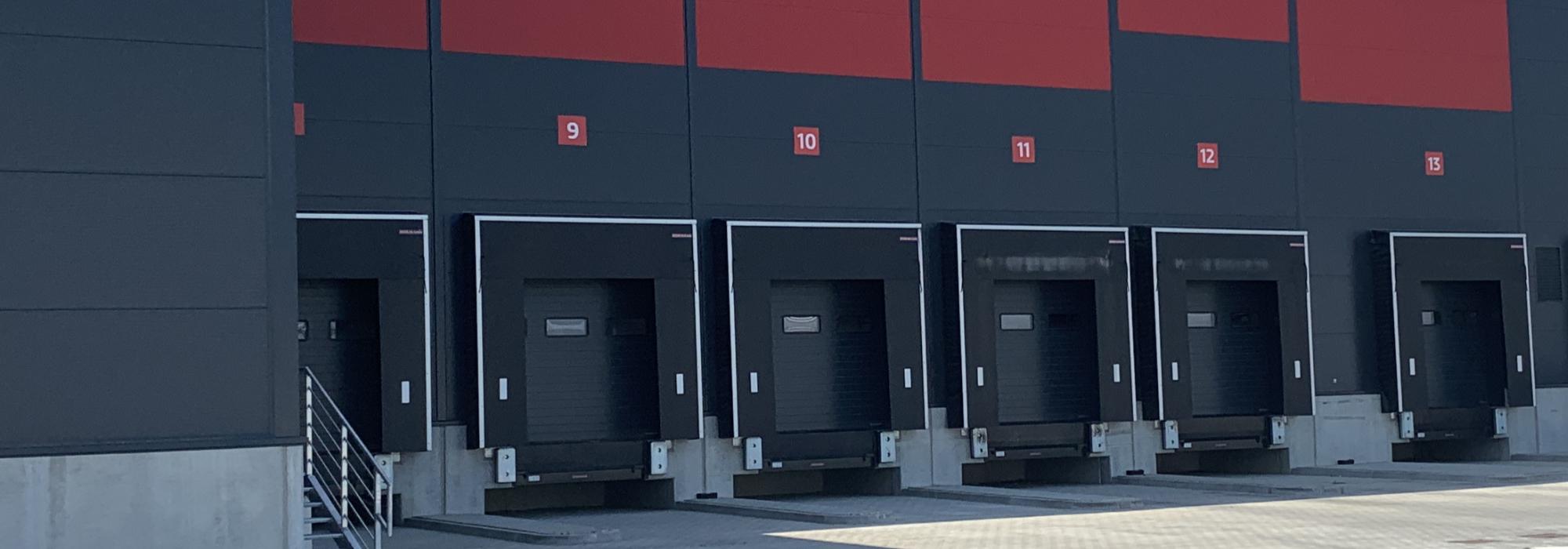Nowoczesne magazyny (Modern warehouses)