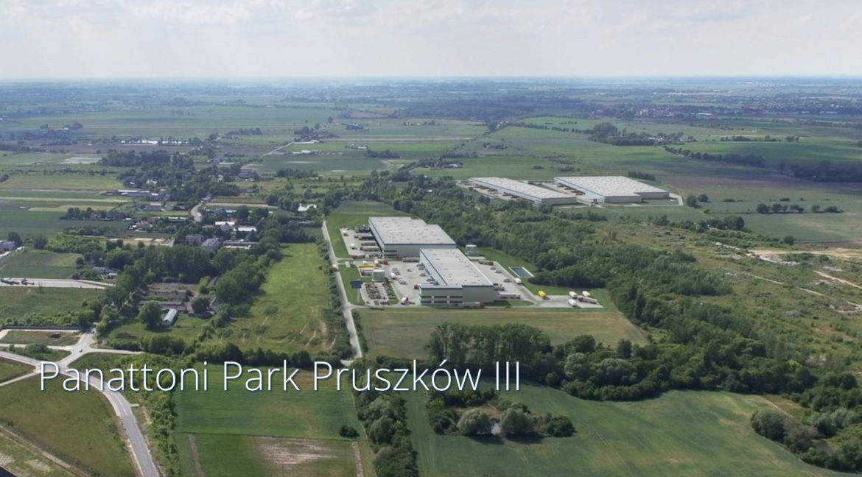 Panattoni Park Pruszków III