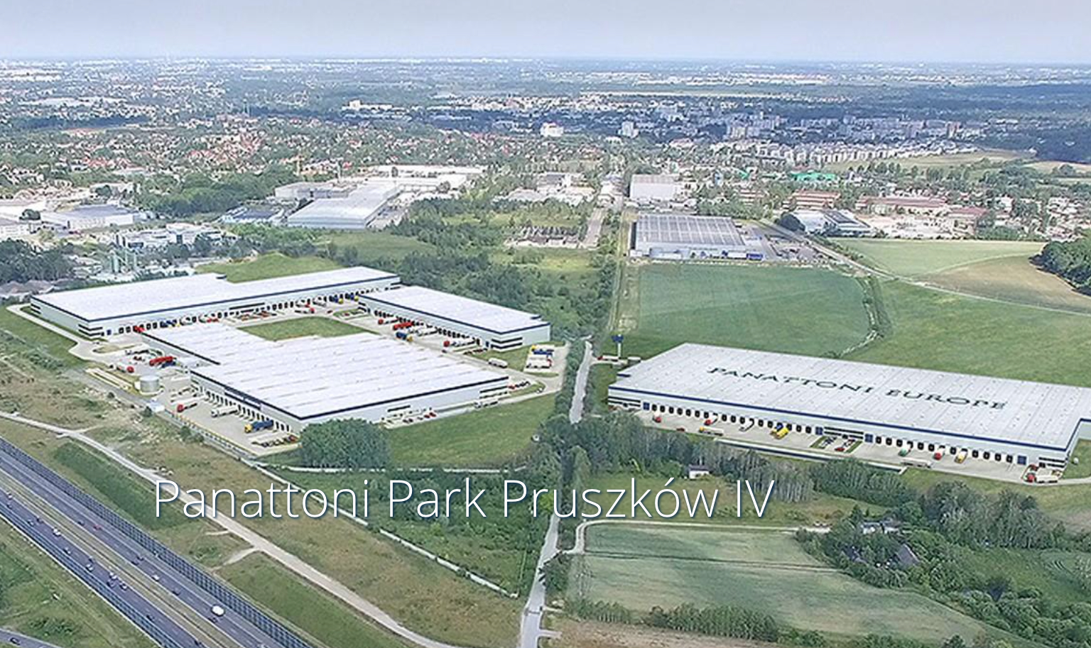 Panattoni Park Pruszków IV
