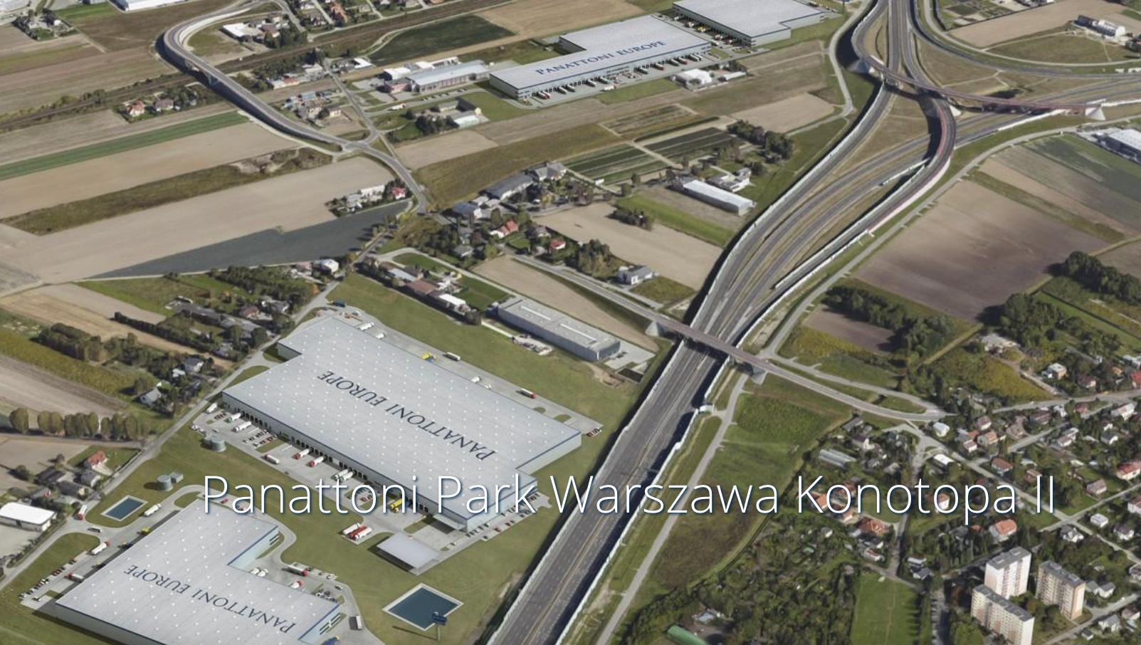 Panattoni Park Warszawa Konotopa II