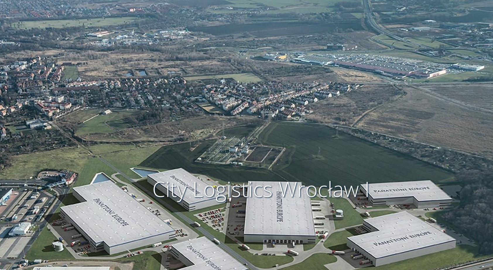 City Logistics Wrocław I