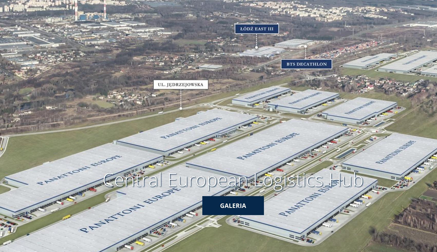Centra European Logistics Hub