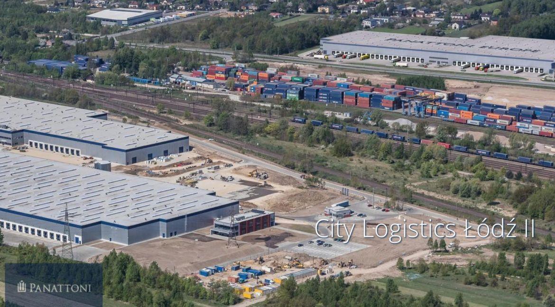 City Logistics Łódź II