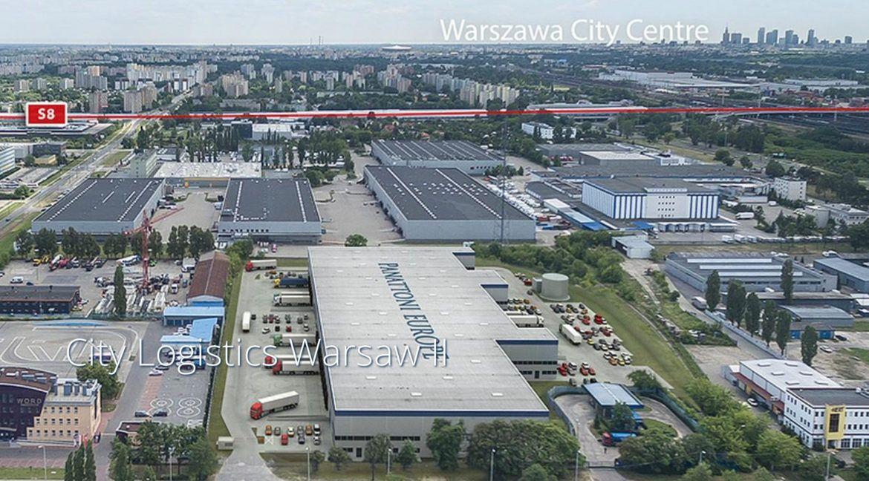 City Logistics Warsaw II