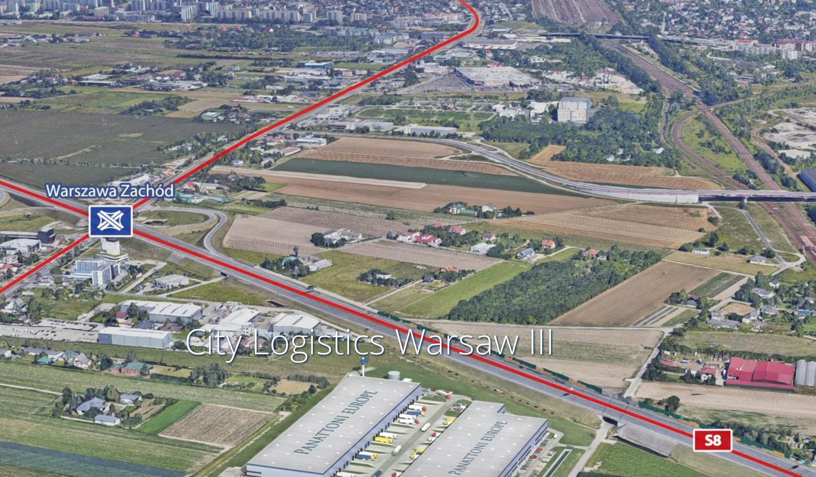 City Logistics Warsaw III