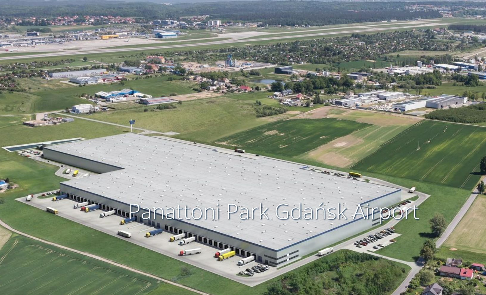 Panattoni Park Gdańsk Airport