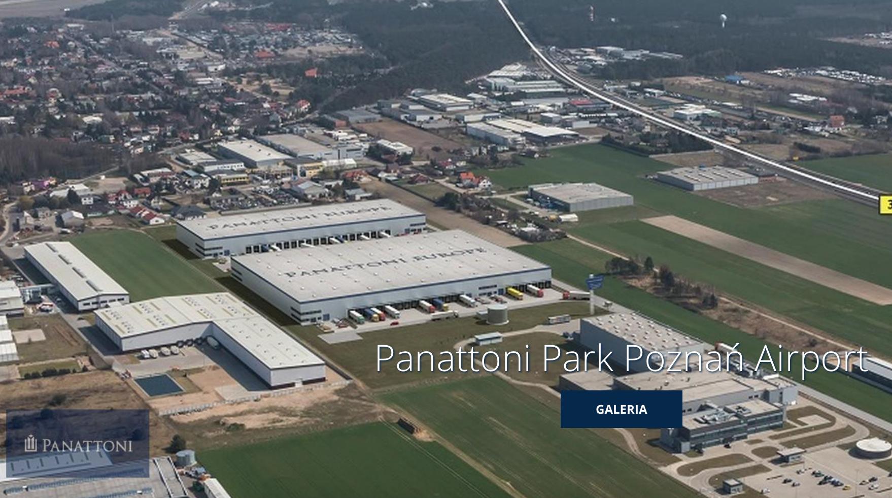 Panattoni Park Poznań Airport