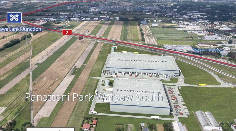 Panattoni Park Warsaw South