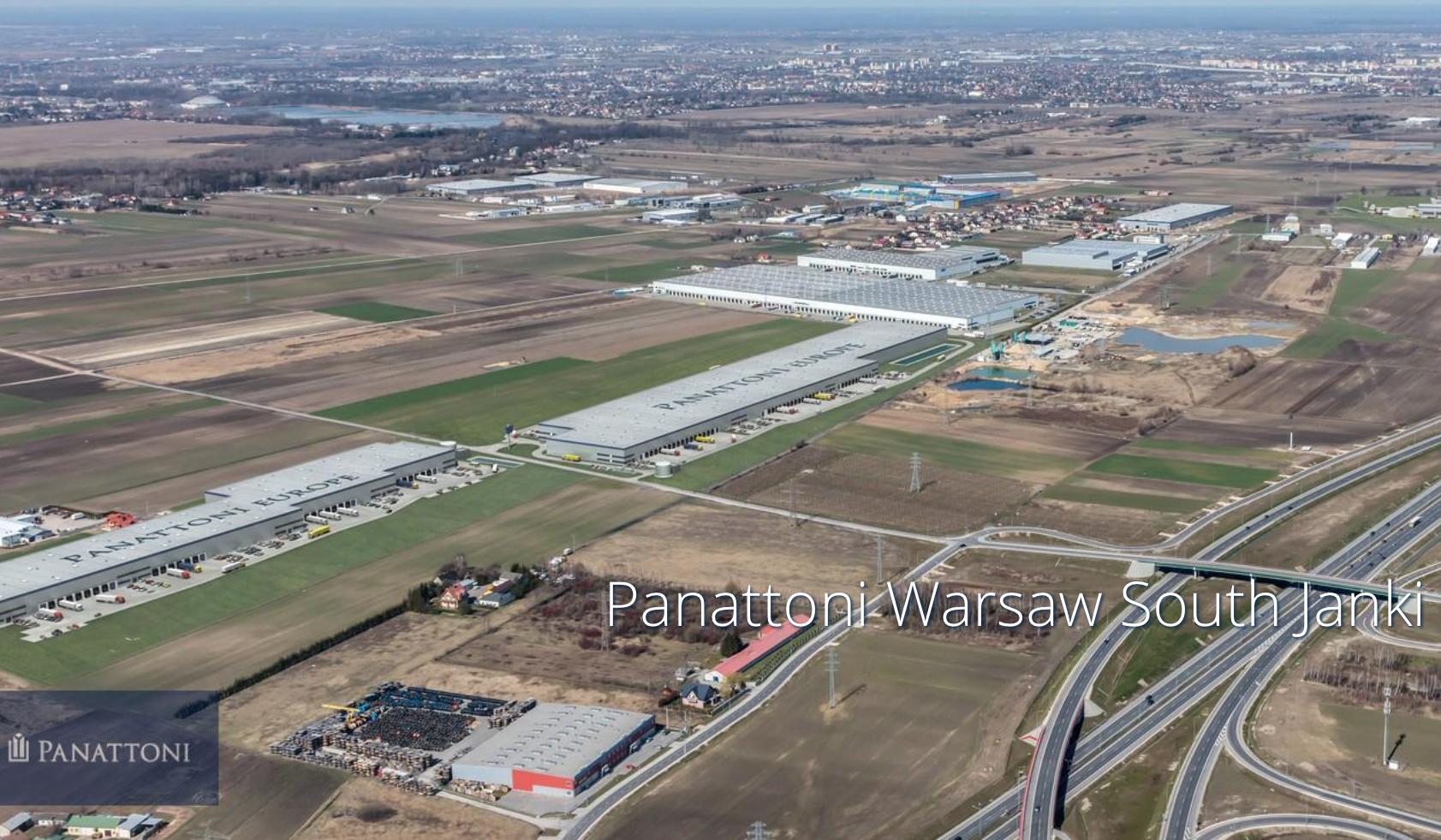 Panattoni Warsaw South Janki