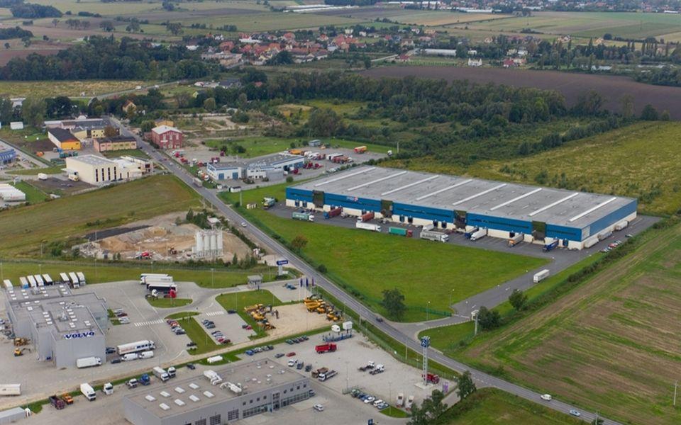 Tiner Logistic Park