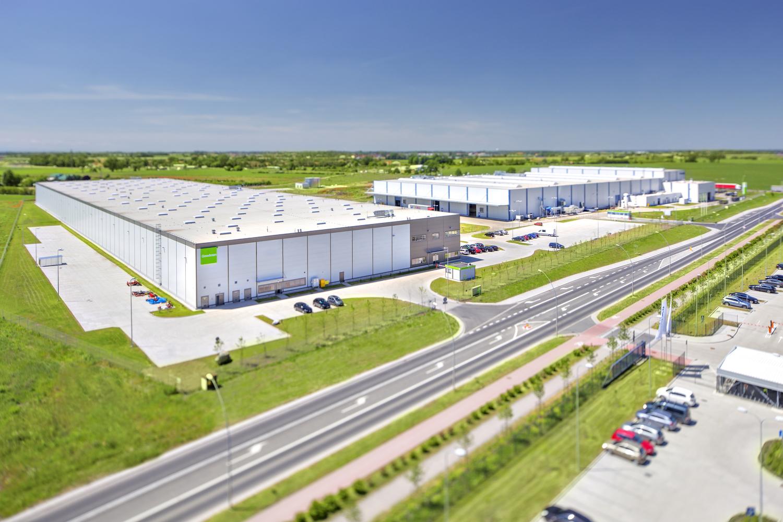 GLP Wrocław IV Logistics Centre