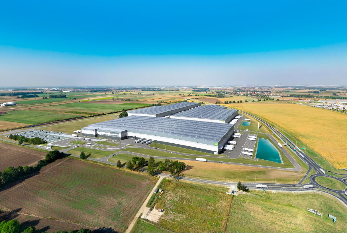 GLP Wrocław V Logistics Centre