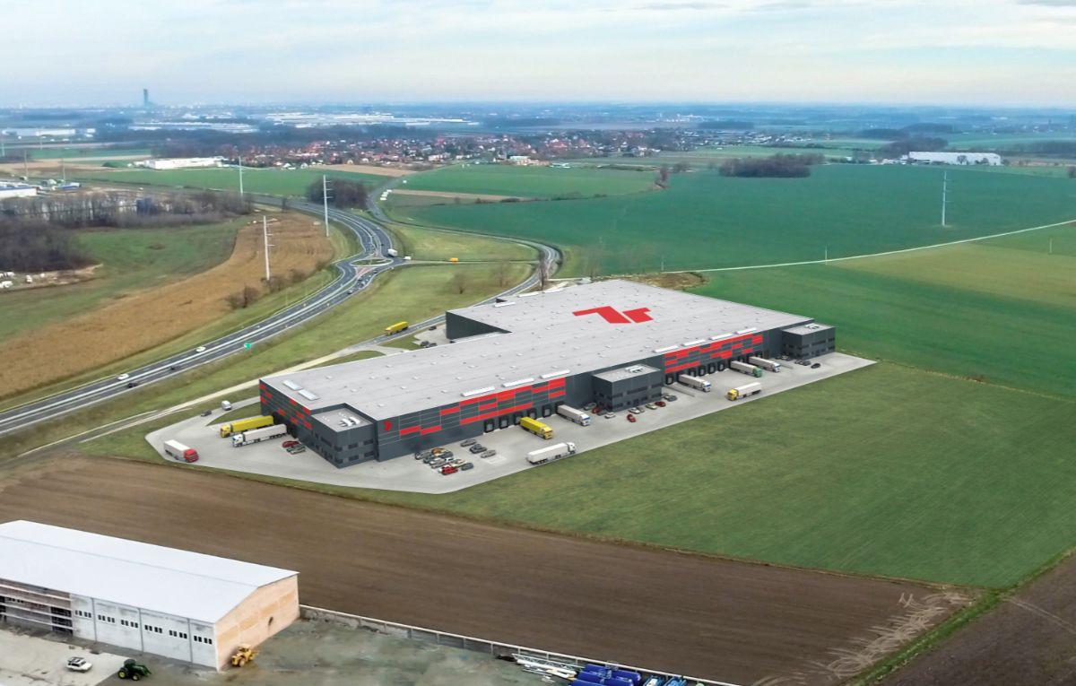SEGRO Industrial Park Wrocław 2