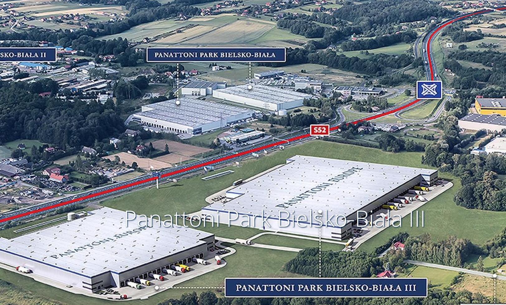 Panattoni Park Bielsko-Biała