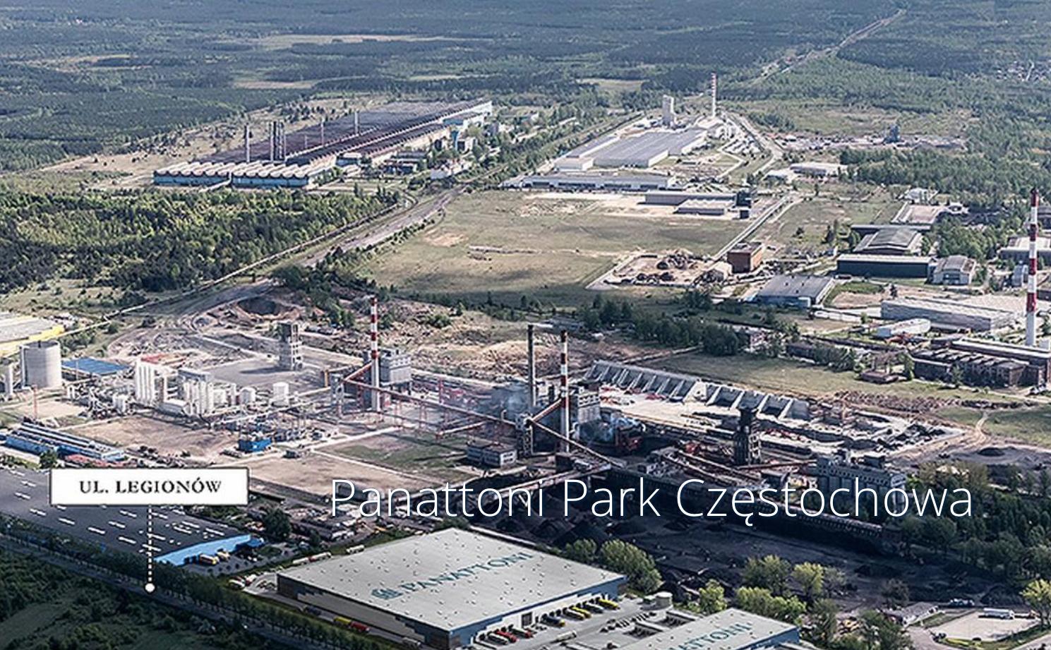Panattoni Park Częstochowa