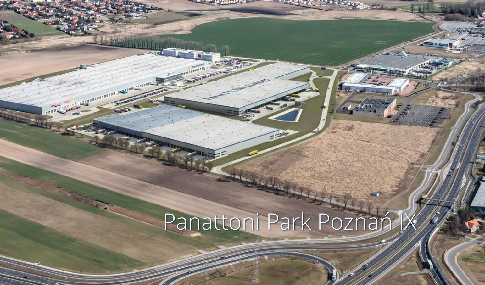 Panattoni Park Poznań IX