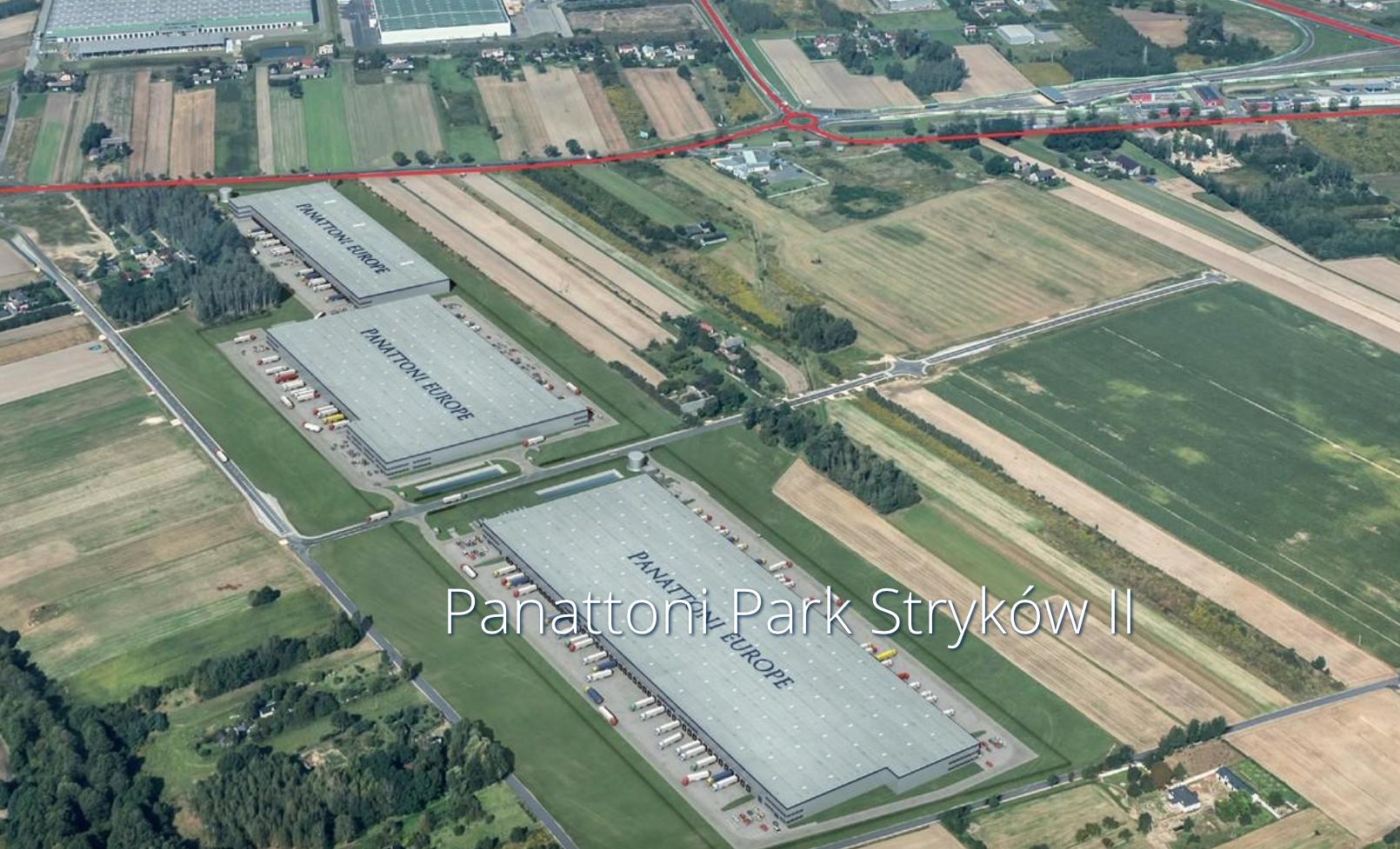 Panattoni Park Stryków II