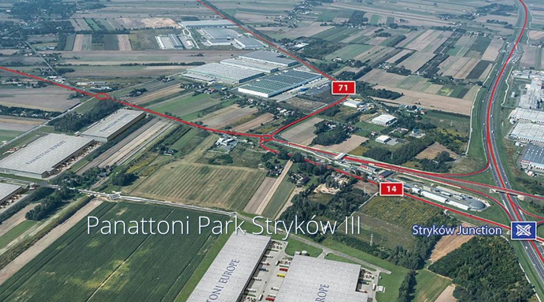 Panattoni Park Stryków III