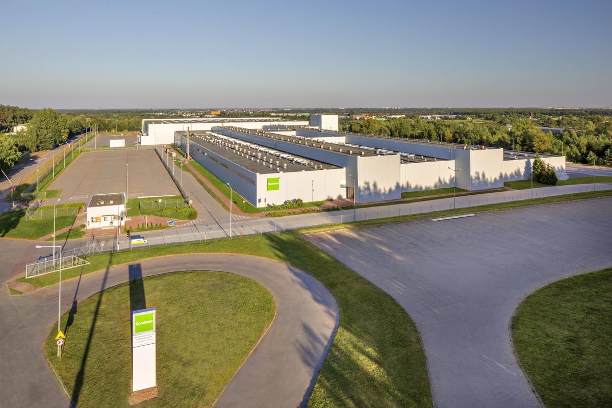 Poznań Janikowska Logistics Centre