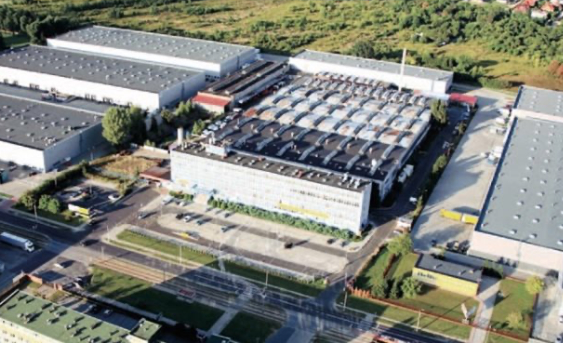 SEGRO Business Park Warsaw, Żerań