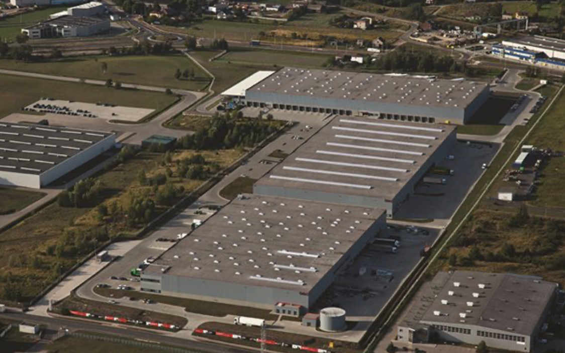 SEGRO Industrial Park Tychy 1