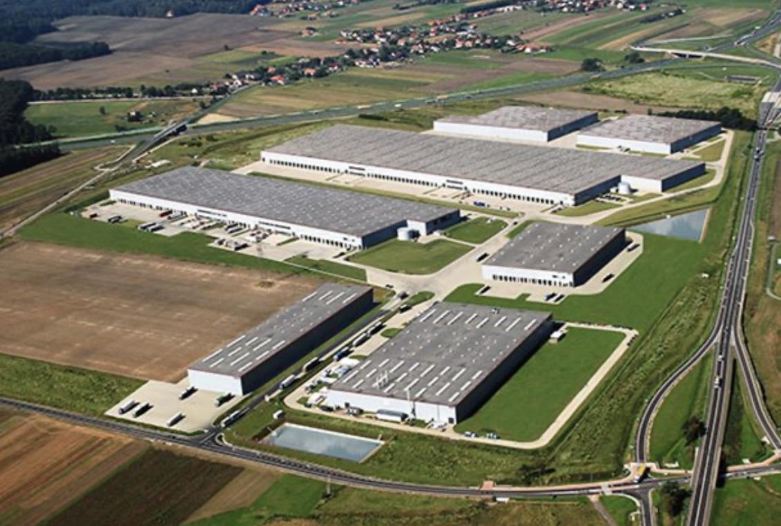 SEGRO Logistics Park Gliwice