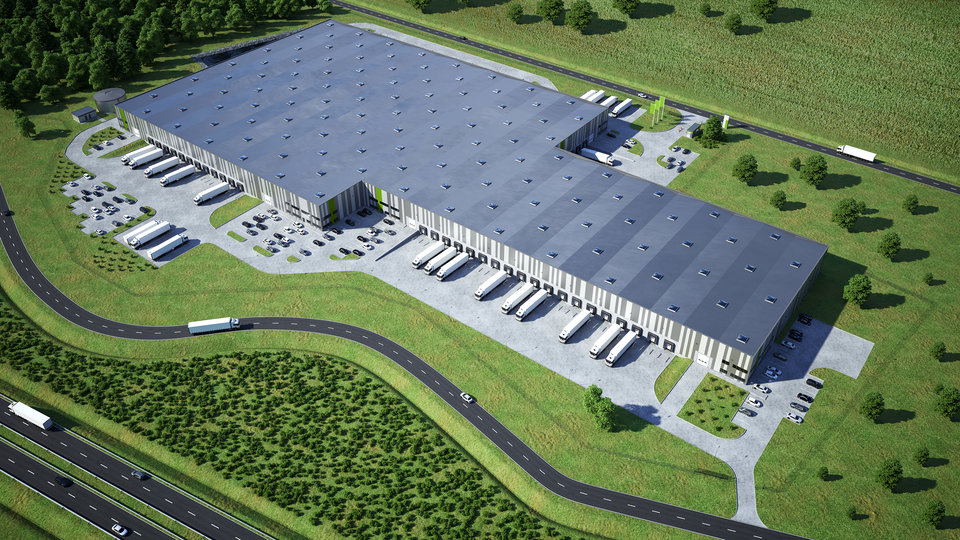 Warsaw III Logistics Centre