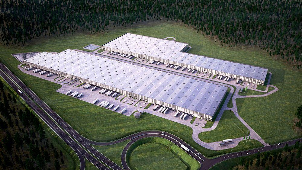 Lędziny Logistics Centre