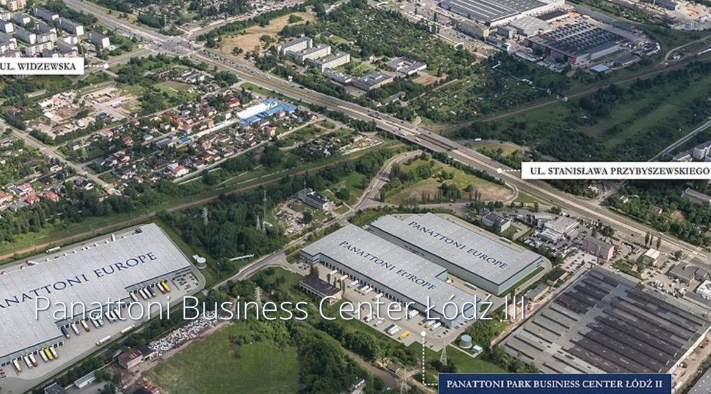 Panattoni Business Center Łódź III