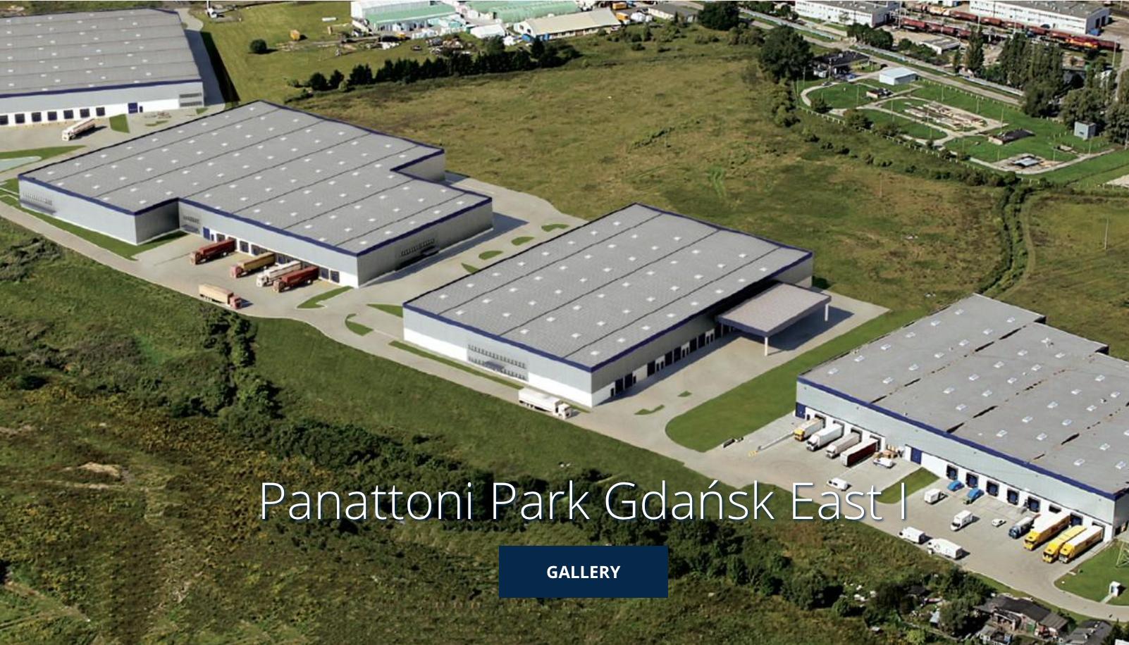 Panattoni Park Gdańsk East I