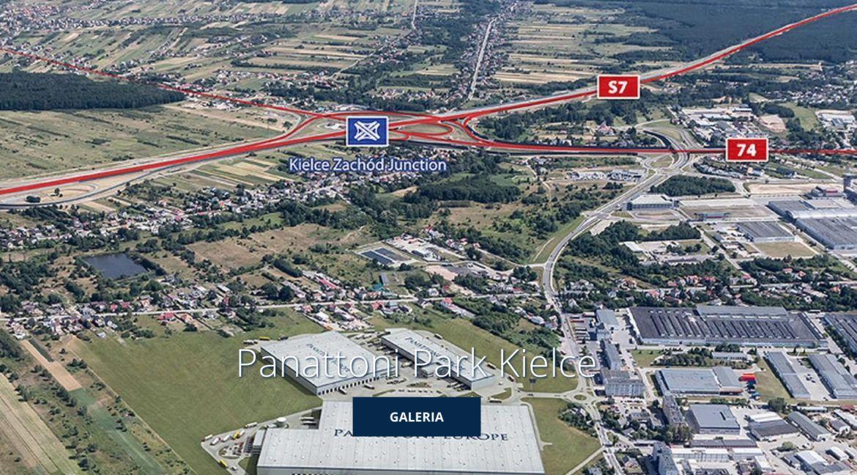 Panattoni Park Kielce