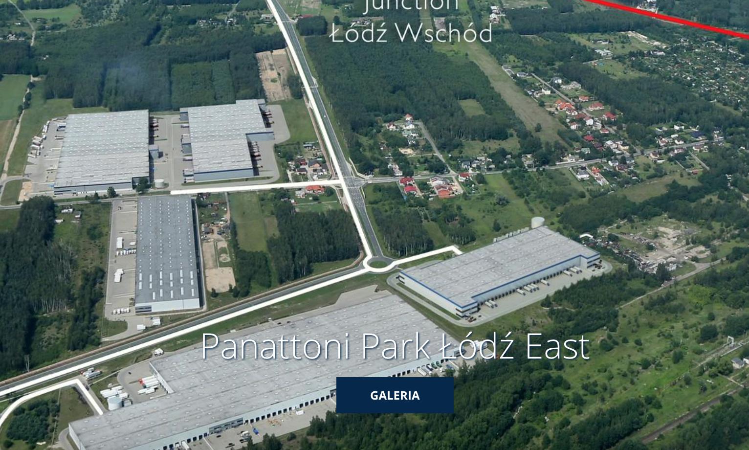 Panattoni Park Łódź East