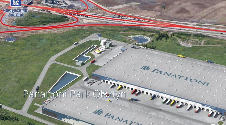 Panattoni Park Olsztyn