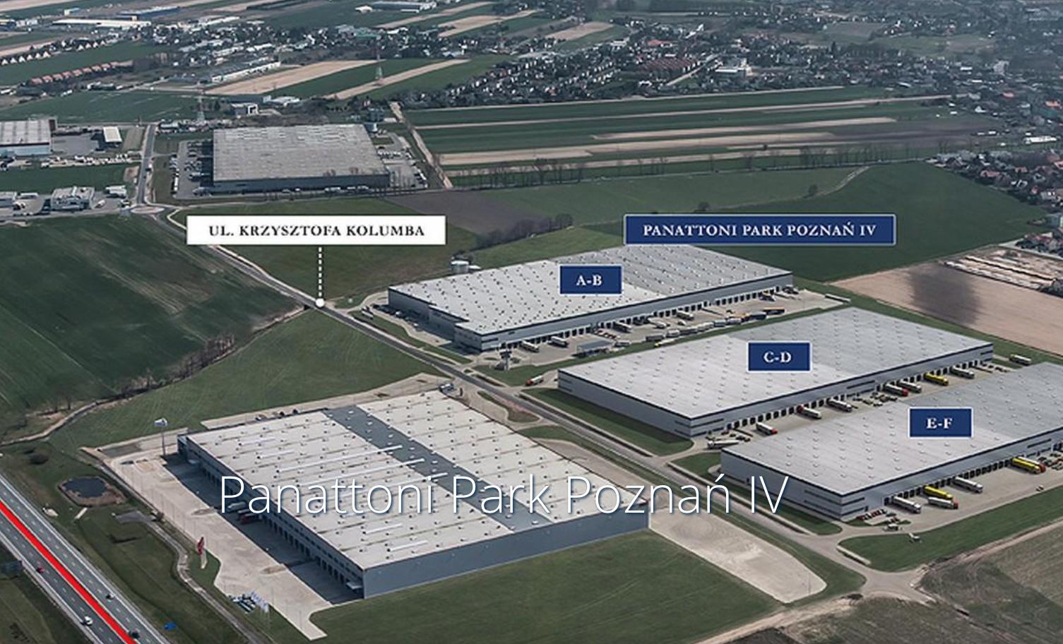 Panattoni Park Poznań IV