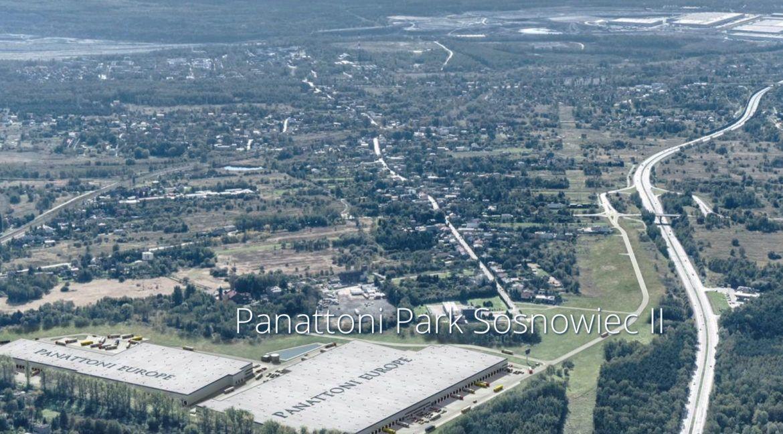 Panattoni Park Sosnowiec II