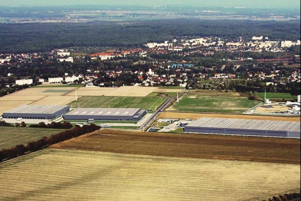 SEGRO Business Park Gliwice